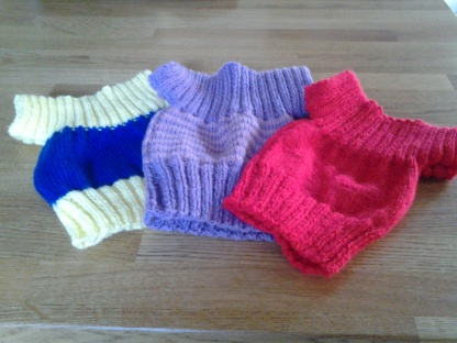 Fish and Chip Baby Jumpers