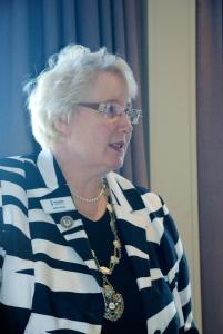 SIGBI Federation PresIdent Jenny Vince