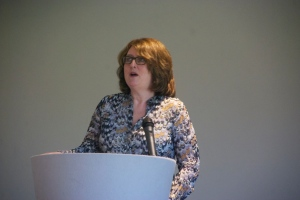 Right Honourable Jacqui Smith delivered a very interesting talk