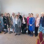 A great day to celebrate 90 years with our Friendship Club from High Wycombe and District