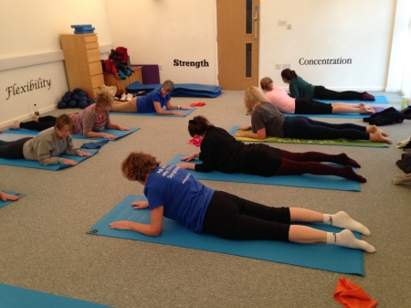 Yogis at the ready!